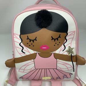 NWT. Betsey Johnson Kitsch backpack